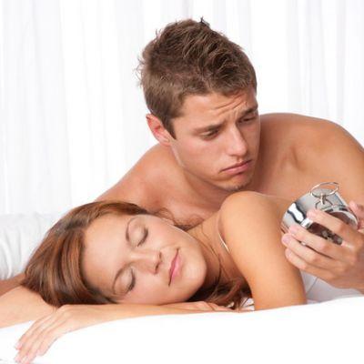 Dormi mai mult decat partenerul tau pentru ca tu gandesti mai mult!