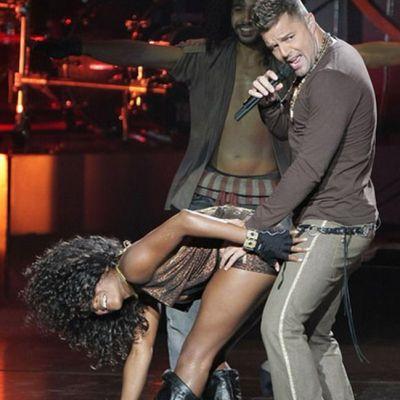 Uite la ce chinuri l-au supus femeile pe Ricky Martin! FOTO!