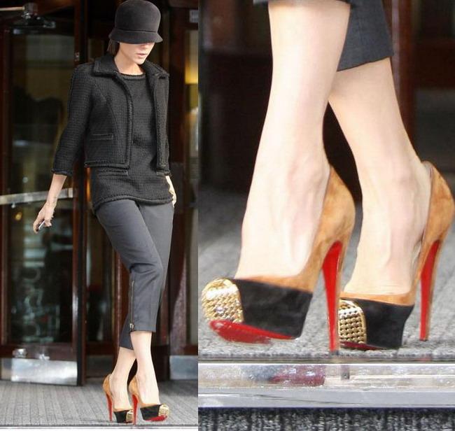 Victoria Beckham De La Pantofi Louboutin La Creatii Mihai Albu_5_size1