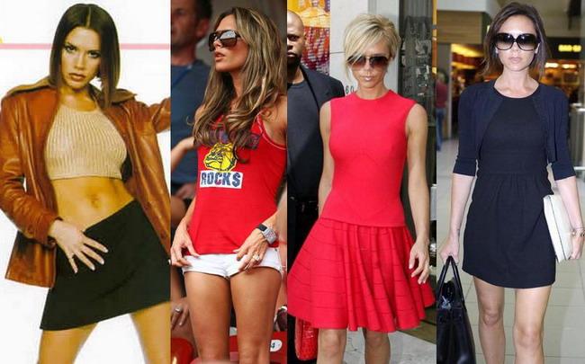 Victoria Beckham a revenit la tunsoarea bob! Iti place cum ii sta? FOTO!