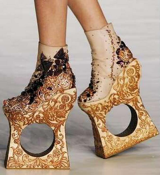 Прикольная обувь картинки 2