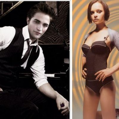 Christina Ricci: Robert Pattinson saruta senzational!