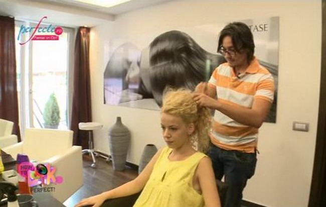 Frisuren Mitelang Coafuri Pentru Par Cret Video