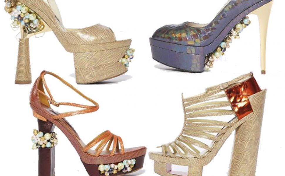 Colectia de pantofi Mihai Albu pentru sezonul primavara-vara 2011