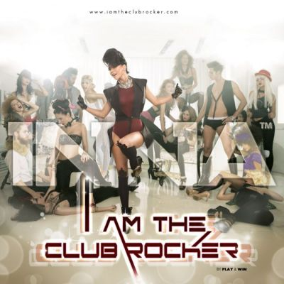 Inna, despre noul album  I AM THE CLUB ROCKER : Sunt sigura ca impreuna il vom face no. 1!