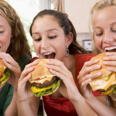 Fast food - mai bine nu!