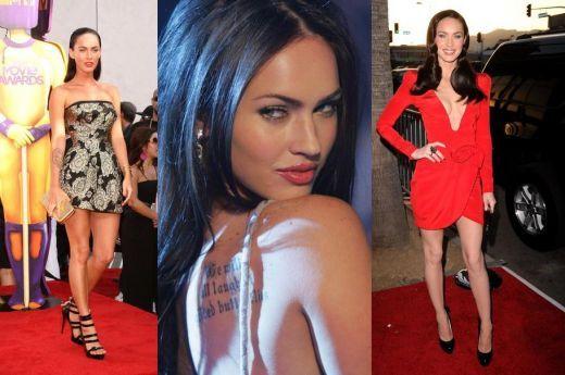 10 lucruri pe care nu le stiai despre Megan Fox!