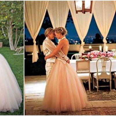 Nunta cu doua mirese. Ellen si Portia, suflete pereche de acelasi sex