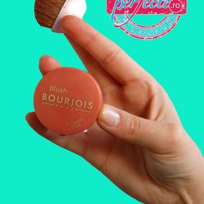 AM INCERCAT: Blush-ul Bourjois