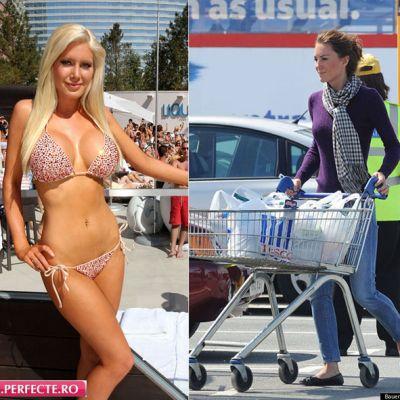 Hot on Web: Heidi Montag, falita din cauza operatiilor estetice + Kate Middleton, din nou la supermarket