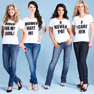 Cum sa nu le urasti? Sunt frumoase, dar nemultumite - intimideaza barbatii cu un look invidiat de multe femei!