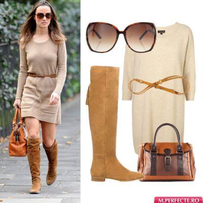 Outfit de vedeta: incearca o tinuta perfecta de toamna a la Pippa Middleton