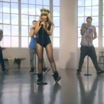 Beyonce, insarcinata sau nu? Vedeta apare in cel mai recent videoclip fara burtica de gravida #8211; VIDEO