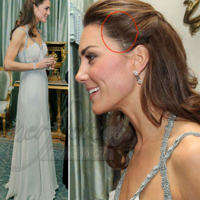Kate Middleton si-a facut aparitia decoltata si cu extensii de par la un eveniment caritabil. Crezi ca a gresit?