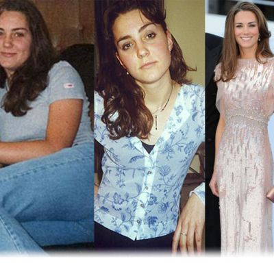 Kate Middleton. Vezi cum s-a transformat dintr-o adolescenta rebela intr-o printesa rafinata
