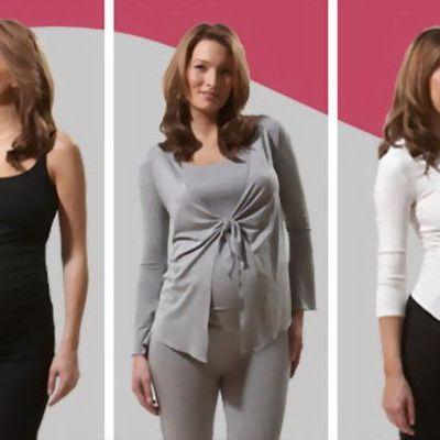 La moda, chiar si cu burtica. Designerii celebri isi adapteaza creatiile pentru gravide