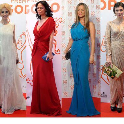 Designerii de la Gopo 2012 - vezi cine le-a imbracat pe vedete la premiile Gopo 2012