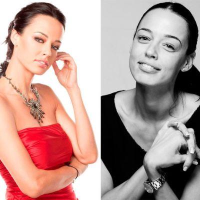 Cum arata Andreea Raicu la 35 de ani,  fara machiaj, fara styling si fara pic de Photoshop