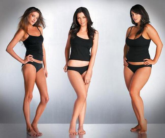 Ce cred celelalte femei despre tine in functie de greutatea ta. Ce impresie lasa doamnele plinute