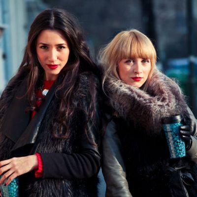 Femei in CTRL: Diana Enciu si Alina Tanasa, muzele fabuloase ale shoppingului din capitala
