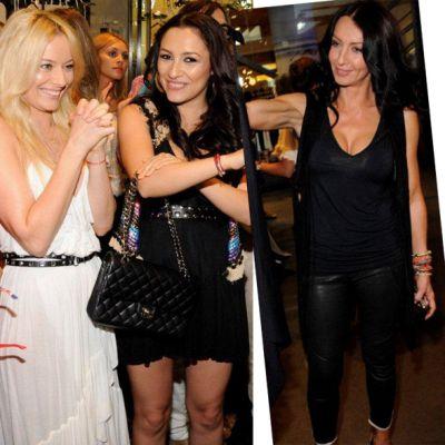 Andra, Mihaela Radulescu si Laura Cosoi, printre cele mai sexy aparitii la deschiderea primului magazin Dana Budeanu