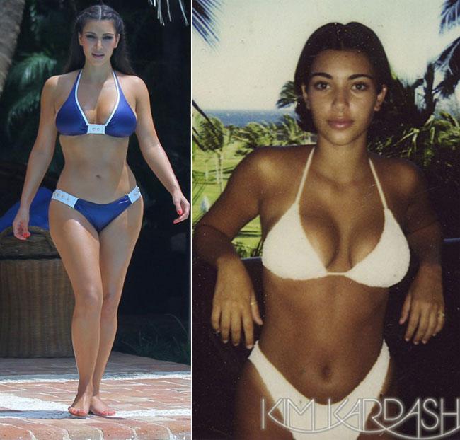 Kim Kardashian:  Mama m-a pus pe anticonceptionale de la 14 ani . Ce parere ai?