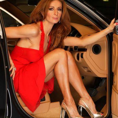 Mihaela Radulescu, adepta dvd-urilor de fitness:  Pe vremuri faceam sport dupa Jane Fonda, acum fac dupa Carmen Bruma