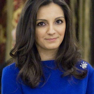 Femei in CTRL: La doar 26 de ani, Sandra Gatejeanu Gheorghe este Directorul de Protocol al Casei Regale a Romaniei