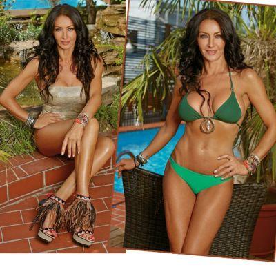 Cea mai sexy vedeta din Romania? Mihaela Radulescu, un corp perfect in costum de baie la 43 de ani