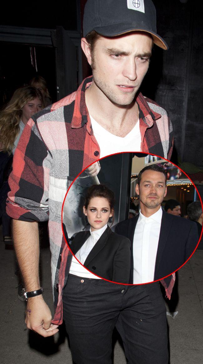 Robert Pattinson vrea o discutie  de la barbat la barbat  cu regizorul cu care a fost inselat. Vezi ce i-a spus lui Kristen Stewart imediat dupa ce a aflat de relatie