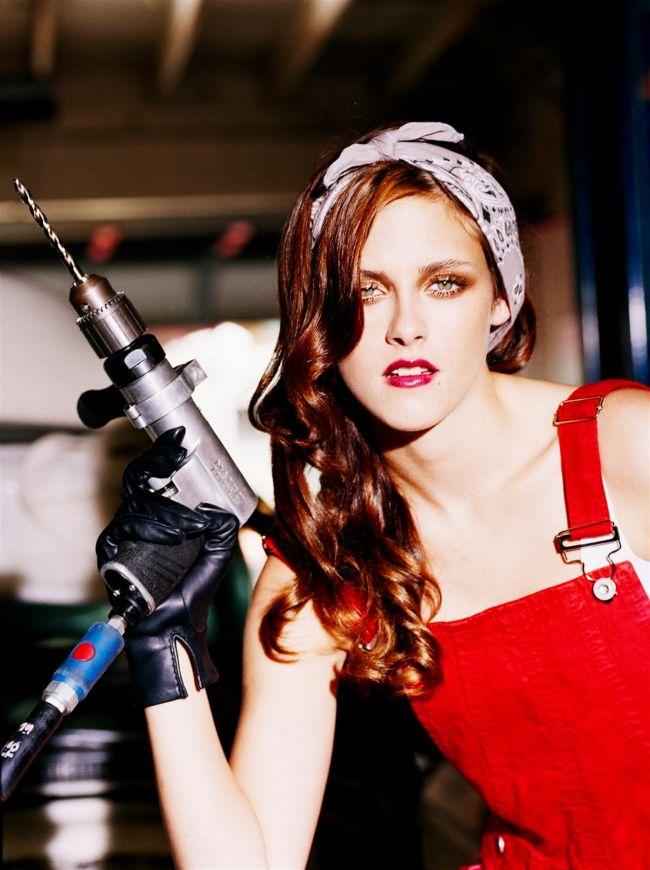 Kristen Stewart, mai amorezata de Rupert Sanders decat pare! Ce a ajuns sa faca actrita pentru a atrage atentia regizorului