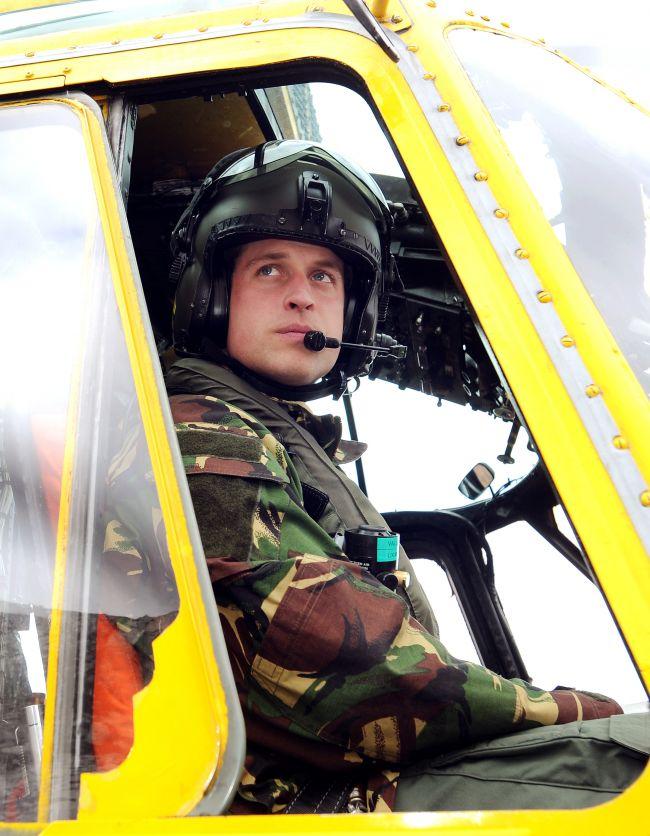 Este un adevarat erou! Printul William i-a salvat viata unei adolescente de 16 ani