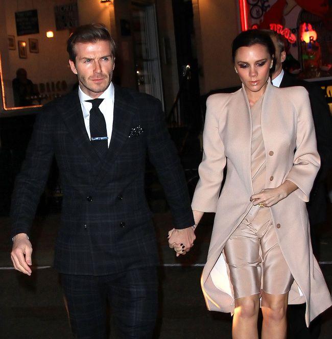 Victoria Beckham, inselata de sotul ei? Cine e presupusa amanta a lui David Beckham FOTO