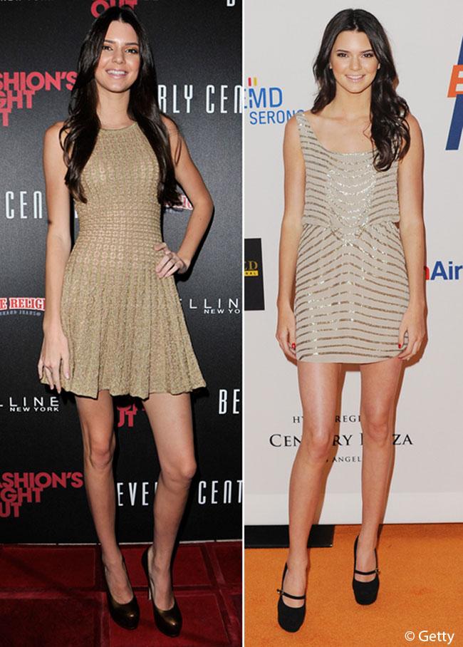 Este supla, inalta si total diferita de surorile ei. Singura fata din familia Kardashian cu corp de supermodel face ravagii in showbiz