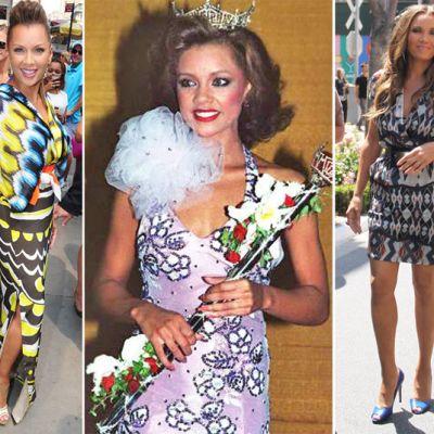 Acum 29 de ani devenea prima afro-americana Miss America. Cat de bine arata la aproape 50 de ani Vanessa Williams