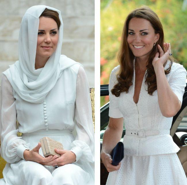 Pozele care vor dezlantui furia in Familia Regala! O revista din Franta a publicat imaginile topless ale lui Kate Middleton. Vezi ipostazele bomba