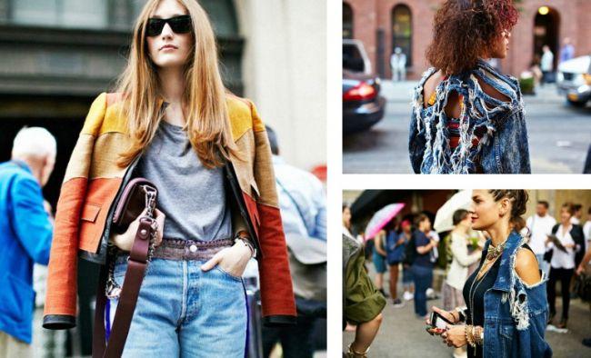 Street Style La New York Fashion Week Explozie De Culoare Si Imprimeuri Cum Arata