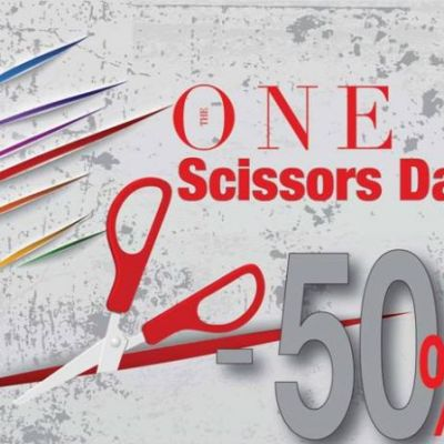 SHOPPING ALERT: Targul The ONE Scissors Day. Nu rata cel mai HOT eveniment de shopping al toamnei!
