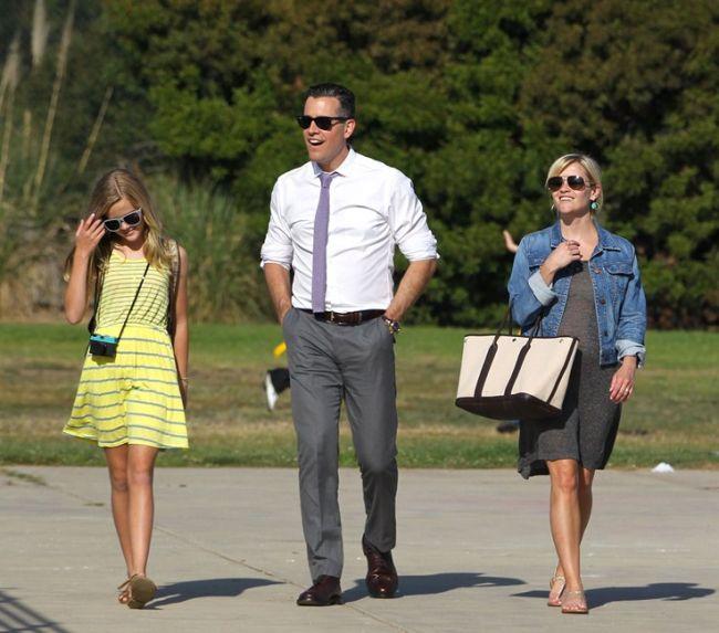 Reese Witherspoon se poate mandri cu o familie minunata. Vezi cat de bine arata Ava, fiica sa de 13 ani