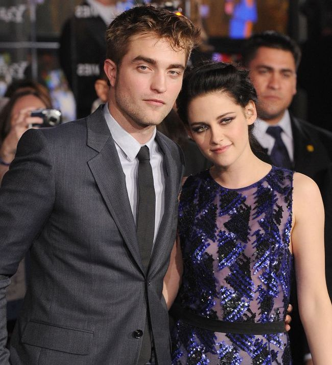 Chiar m-a dat pe spate!  Ce l-a determinat pe Robert Pattinson sa spuna acest lucru despre Kristen Stewart