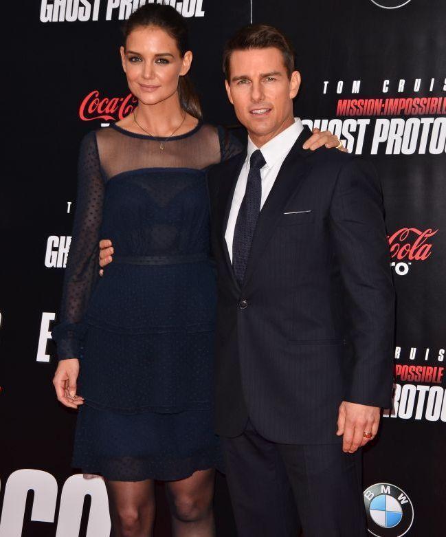 Adevaratul motiv pentru care Katie Holmes s-a despartit de Tom Cruise. Vezi ce le-a marturisit actrita prietenilor