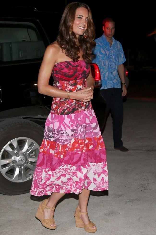 Kate Middleton a fost victima unei gafe vestimentare. Vezi de ce rochia pe care a purtat-o a dat nastere unui scandal