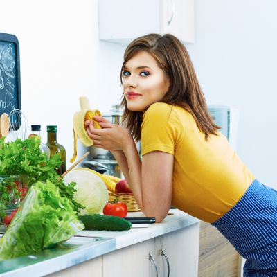 Care este portia corecta de fructe si legume pe care trebuie sa o mananci intr-o zi