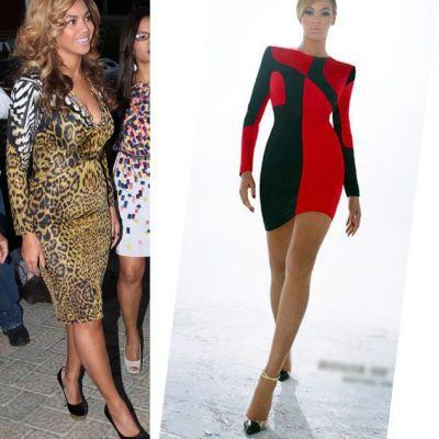 Beyonce, suspect de supla in noua campanie publicitara pentru brandul sau de haine