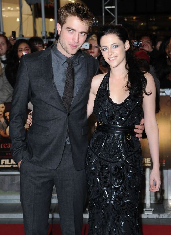 Prima fotografie cu Robert Pattinson si Kristen Stewart din nou impreuna, dupa scandalul infidelitatii