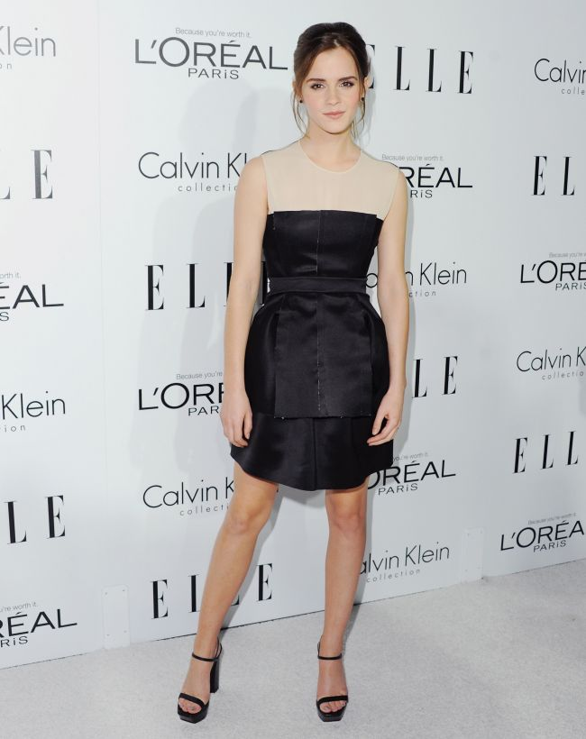 Fashionista Emma Watson, aparitie dezamagitoare la gala Elle Women in Hollywood. Detaliul care a plasat-o la  prost imbracate