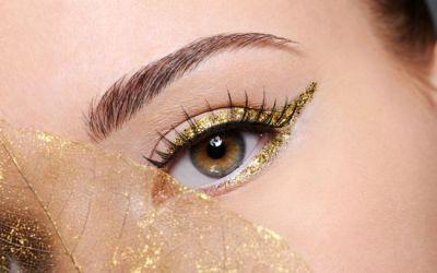 Machiaza-te in culori metalice pentru a atrage toate privirile asupra ta! Invata cum sa iti faci  golden smokey eyes