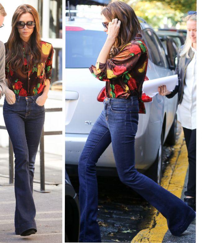 Invata de la Victoria Beckham: ce trucuri sa folosesti ca picioarele tale sa para lungi cat ale unui supermodel!