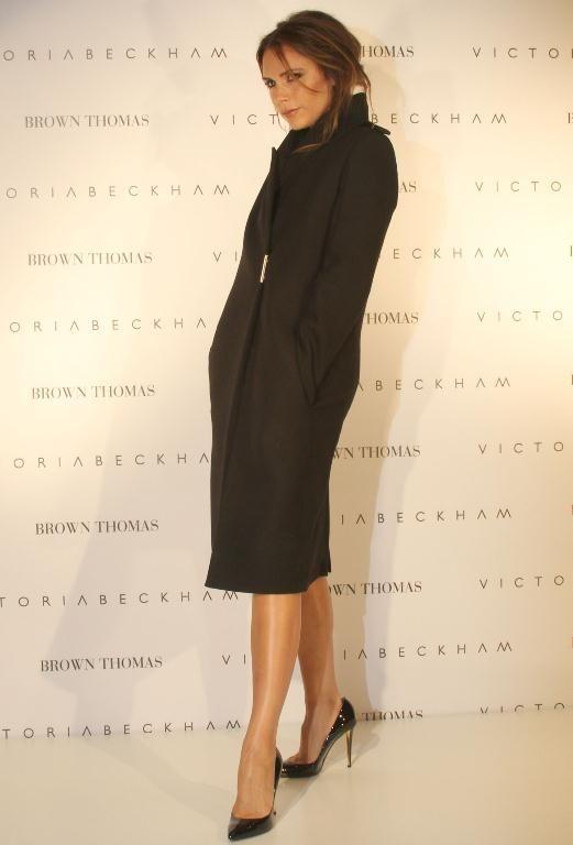 Motivul pentru care Victoria Beckham nu renunta la tocuri. Cum arata vedeta incaltata in balerini