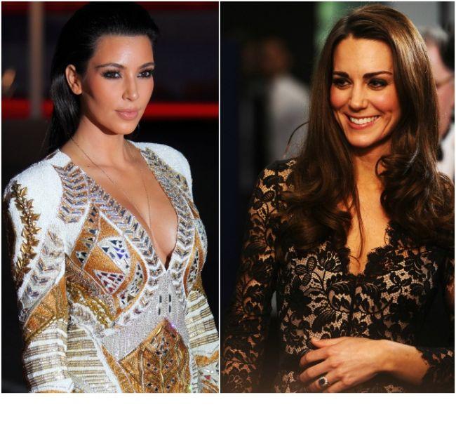 Kim Kardashian crede ca e in masura sa ii dea sfaturi de stil lui Kate Middleton. Ce a declarat vedeta